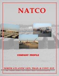 NORTH ATLANTIC - NATCO Kuwait
