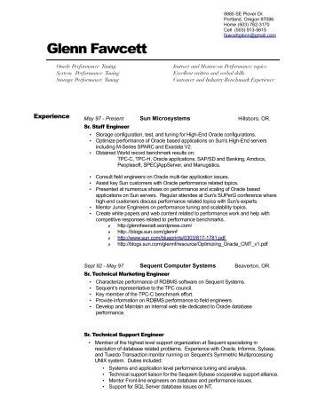 oracle dba resume sample resume mba executive mba recommendation