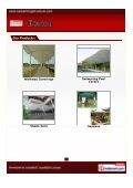 Etacon, Gurgaon - Supplier & Manufacturer of Tensile Structures ... - Page 5