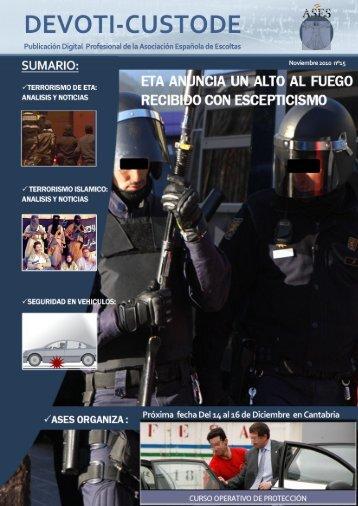 noticias - ASES Asociación Española de Escoltas