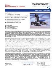 ESP-16HD/32HD/64HD - Chell Instruments
