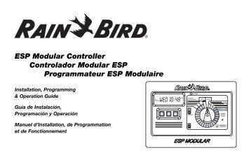 70 free Magazines from RAINBIRD.COM Rain Bird Esp Rz Wiring Diagram on