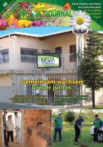 Journal 44 (pdf) - MEDA Paraguay
