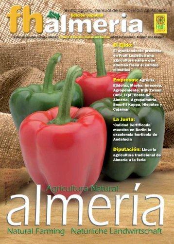 Fruit Logistica 2009 - Frutas y Hortalizas de Almería