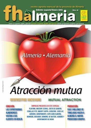 GEGENSEITIGE ANZIEHUNG - Frutas y Hortalizas de Almería