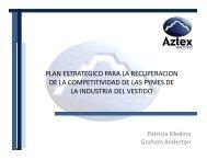 estudio benchmarking completo fondo pyme - Cámara Nacional de ...