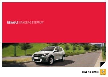 RENAULT SANDERO STEPWAY - Renault Argentina