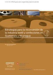 Estrategias para la reconversión de la industria textil y ... - ictsd