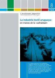 La industria textil uruguaya: en manos de la «zafralidad» - Solidar