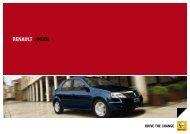 RENAULT LOGAN - Renault Argentina