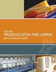 Guía P+L Textil - Consejo Hondureño de la Empresa Privada