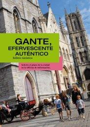 Gante, guía del visitante