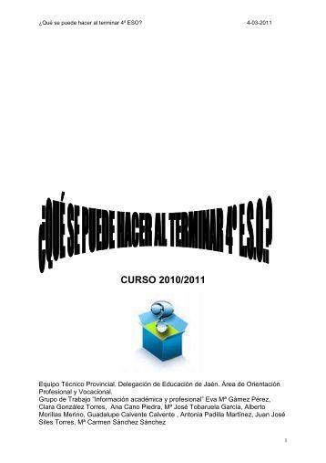 Cuaderno - IES Las Fuentezuelas