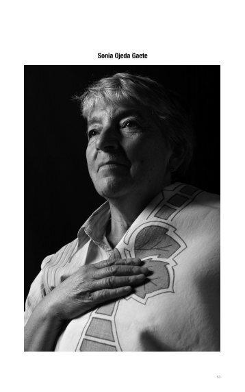 Sonia Ojeda Gaete - Gente de Los Ríos