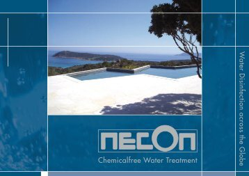 Chemicalfree Water Treatment - Necon