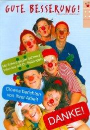 klinik clowns hamburg de - Klinik-Clowns Hamburg e.V.