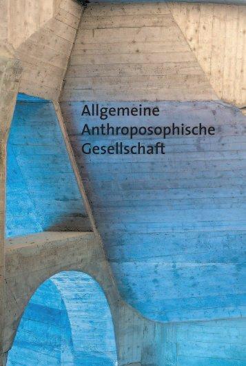 Allgemeine Anthroposophische Gesellschaft - Goetheanum