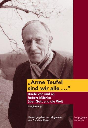 [>] Briefwechsel-Langfassung als PDF - Haupt Verlag