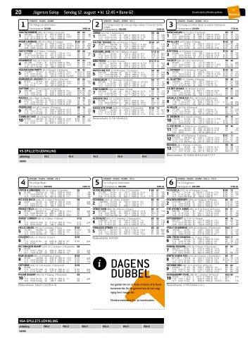 DAGENS DUBBEL - Dantoto