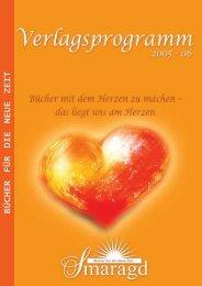 Botschaften für das Goldene Zeitalter - im Smaragd Verlag