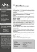 Programm Herbst 2012 komplett - Volkshochschule Alt-/Neuötting - Page 4