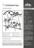 Programm Herbst 2012 komplett - Volkshochschule Alt-/Neuötting - Page 5