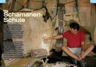 Uralte Lehren, moderne Ausbildungsmethoden - Schamanismus