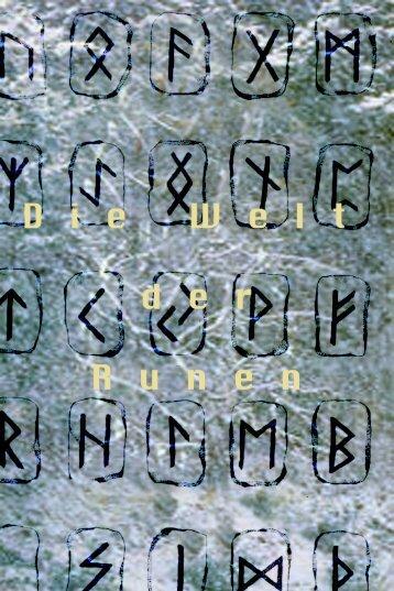 Welt der Runen - Neuseddin.eu