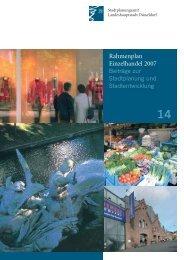 Rahmenplan Einzelhandel 2007 - Stadt Düsseldorf