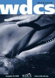 Magazin 1/2008 - WDCS Deutschland