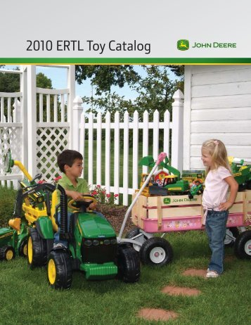 2010 ERTL Toy Catalog - The Toy Tractor Times