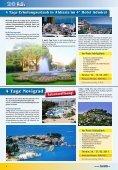 Garten- Wander- Rad- und Kulturreisen - Sunlife Reisebüro ... - Page 6