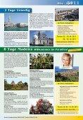 Garten- Wander- Rad- und Kulturreisen - Sunlife Reisebüro ... - Page 7