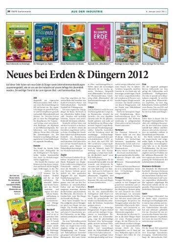 Neues bei Erden & Düngern 2012 - heimat-kontor.de