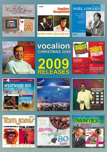 Click here to download the catalogue - Dutton Vocalion