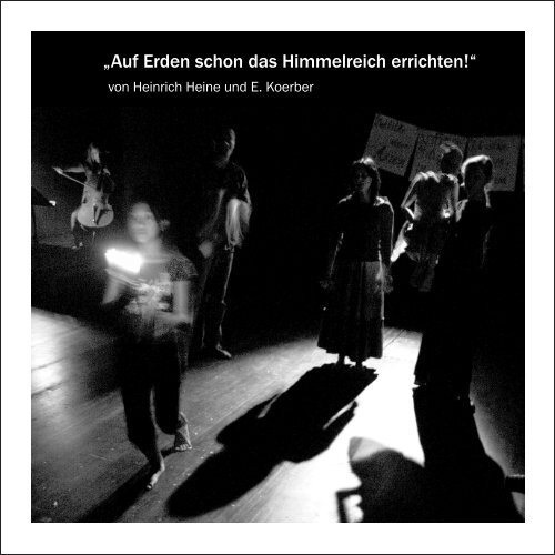 """""""Auf Erden schon das Himmelreich errichten!"""" - golden section"""