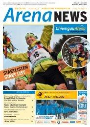 STARTLISTEN START LIST - IBU Weltmeisterschaften 2012
