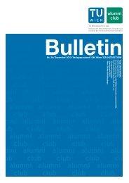 Magazin Dezember 2012 - TUalumni