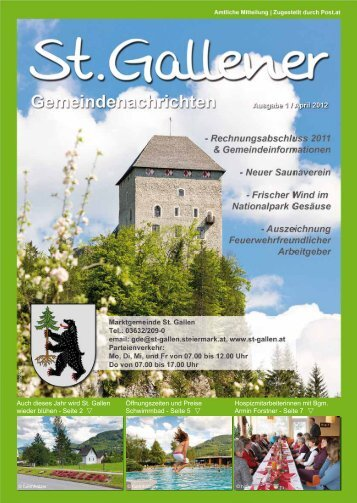 zum Nachlesen - in St. Gallen - istsuper.com