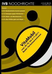 VitaMobil - IVB Behindertenselbsthilfe beider Basel