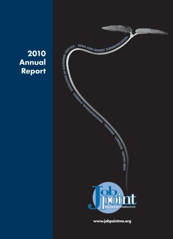 2010 Annual Report C - Job Point