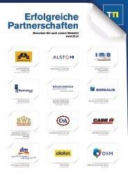 Kunden und Referenzen - TTI Personaldienstleistung GmbH