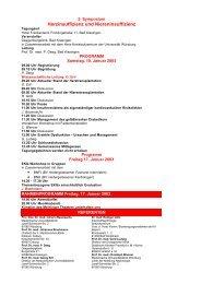 Herzinsuffizienz und Niereninsuffizienz - Roche in Deutschland
