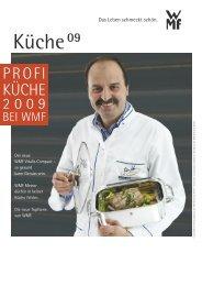 Gesamtes Profi Küche 2009 Prospekt als PDF downloaden