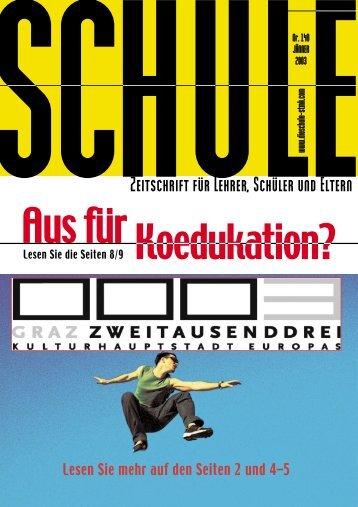 Lesen Sie mehr auf den Seiten 2 und 4–5 - Landesschulrat Steiermark