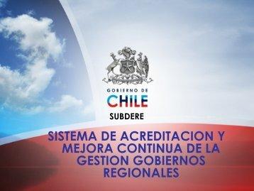 modelo de gestion del gobierno regional - acreditaciongore.cl