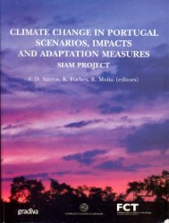 Page 1 Page 2 CLIMATE CHANGE IN PORTUGAL SCENARIOS ...