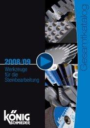 Hilfsmittel für Bildhauer und Steinmetze - J. KÖNIG