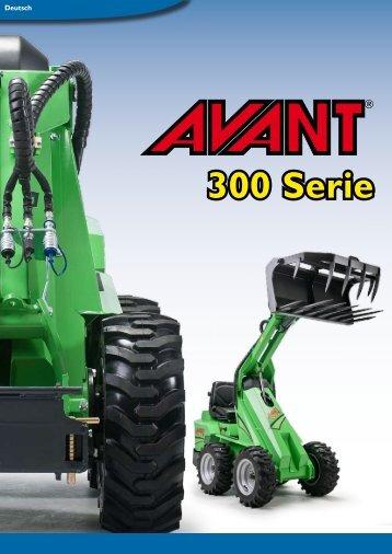 AVANT 300 Serie