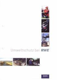 Umweltbericht 1996 - Projektwerkstatt